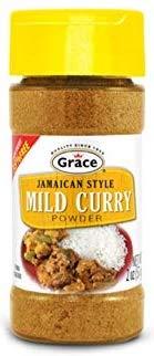 MILD CURRY POWDER - JAMAICAN STYLE 2 OZ