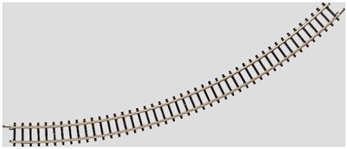Märklin 8530 - Gleis geb. r220 mm, 45 Gr., Inhalt 10 Stück, Spur Z