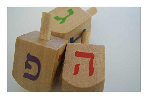 outdoor spinning dreidel - 5