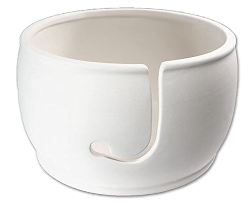 Small Yarn Bowl - Paint Your Own Ceramic Keepsake
