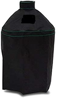 Grill Cover to Fit Medium Kamado Joe & Big Green Egg Grills in Nests -Premium Products Brand - Waterproof - 2 Year no BS Warranty!
