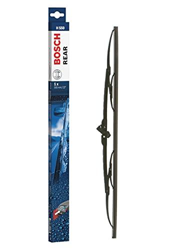 Bosch Balai d'essuie–glace arrière Rear: H550, Longueur: 550mm – 1 balai arrière