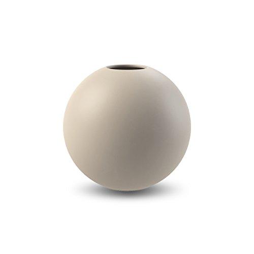 Cooee Design Ball Vase 8cm Sand
