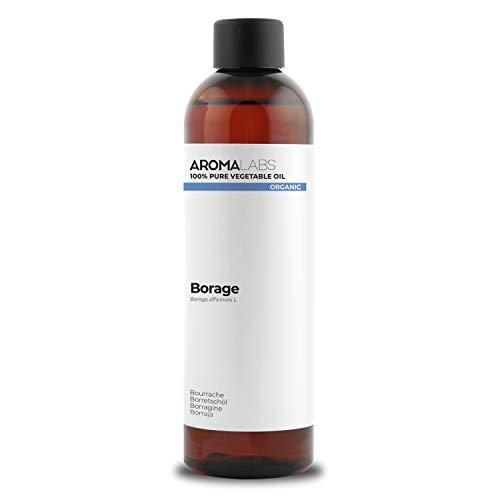 BIO - Aceite vegetale de Borraja - 250ml - garantizado 100% puro,...