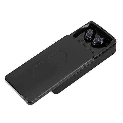 Tomanbery Auriculares inalámbricos Bluetooth 5.0 Compatibilidad con la señal de los Auriculares Fuente de alimentación móvil Liviana en la Oreja 10000mah para música de Llamada Uso de Orejas Dobles