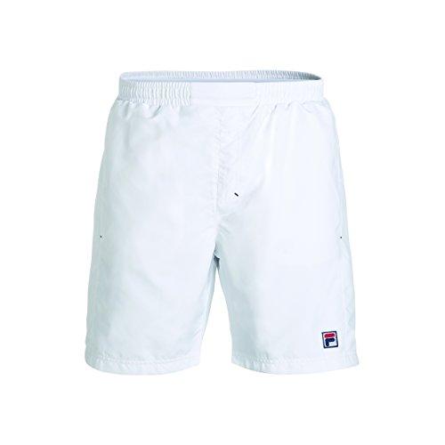 Fila Herren Shorts Santana Weiss (100) M