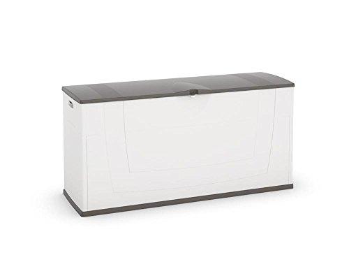 ABM 47952Karisma KIS Aufbewahrungsbox, Weiß/Grau