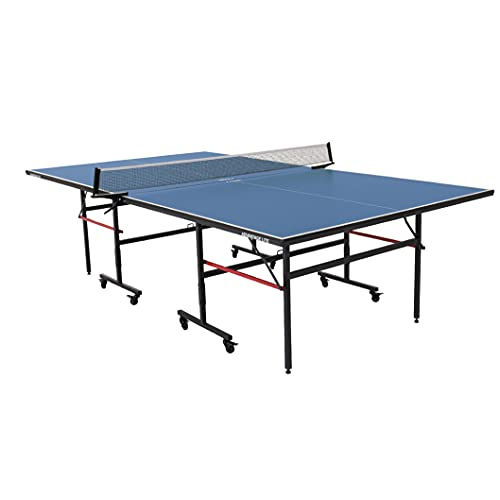 STIGA Advantage Lite Recreational Indoor Table Tennis Table 95% Preassembled Out of...