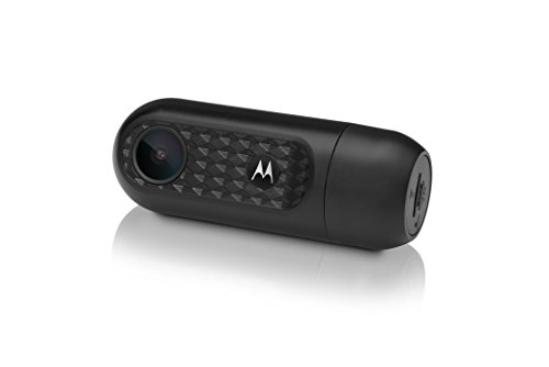Motorola Lifestyle mdc10w - Cámara de Tablero, WiFi, HD (720p), color Negro
