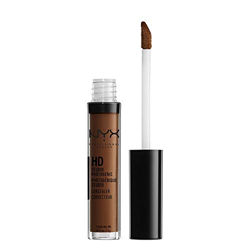 NYX PROFESSIONAL MAKEUP HD Photogenic Concealer Wand - Deep Espresso (With Purple Undertones)