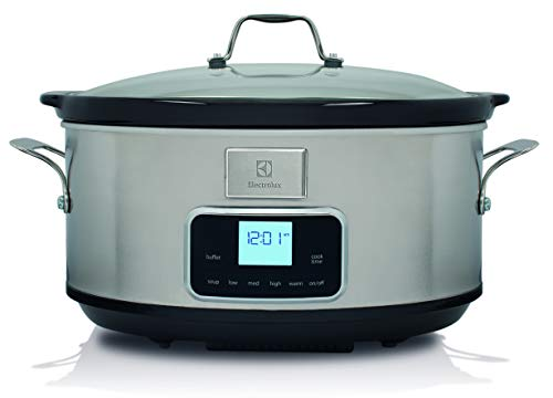 Electrolux ESC7400 - display digital y 6,8 l de capacidad, 235 W, 6.8 litros, Gris