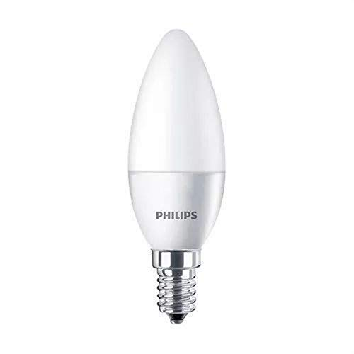 Philips 54356600 CorePro E14 840 B35 FR ND LED Candle, 5.5-40W