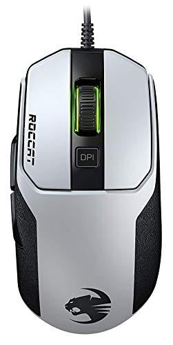 Kain 102 Aimo RGB PC Gaming Mouse - White
