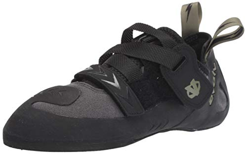 Evolv Kronos Climbing Shoe - Men's Black/Olive 12