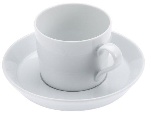 Arzberg 9700/00001/3716 Form Tric 2er Set Kaffeetassen 0,21Ltr. weiß