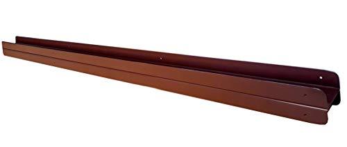 Avonstar Classics Range Fence Top Trellis Channel Pack of 6 (36mm Panel Single)