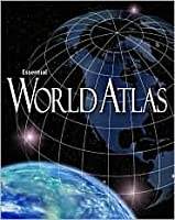 Essential World Atlas   2005 Publication 1921530413 Book Cover
