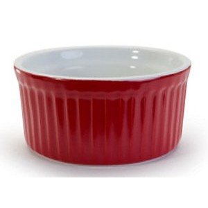 BIA Cordon Bleu Ramekin - 5 oz - Red