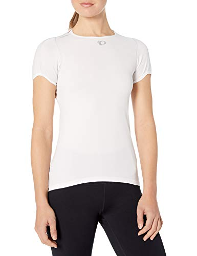 Pearl Izumi onderhemd met korte mouwen voor dames, transferbaselayer