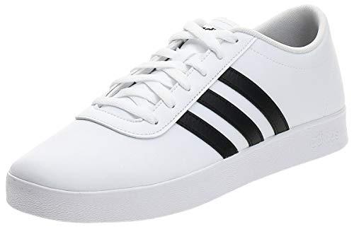 adidas Easy Vulc 2.0, Scarpe da Ginnastica Basse Uomo, Bianco (White B43666), 44 2/3 EU