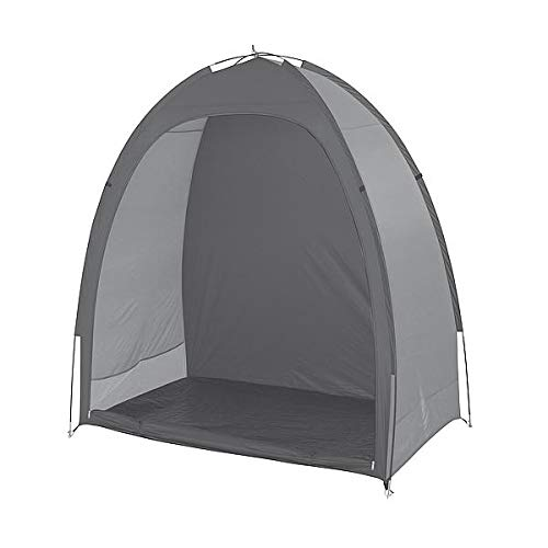 Bo-Camp Fahrradzelt Fahrrad Garage Beistellzelt Gerätezelt Lagerzelt Umkleide Zelt Camping Pavillon
