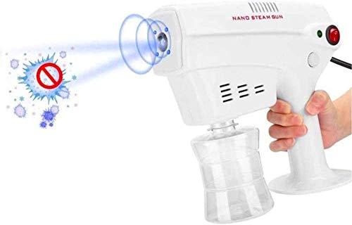 Pistola de vapor, pistolas de nano recargable portátil de nano al atomizador de vapor, pistola de atomización por vapor, pistola de desinfectante nano portátil, máquina de pulverización de niebla con
