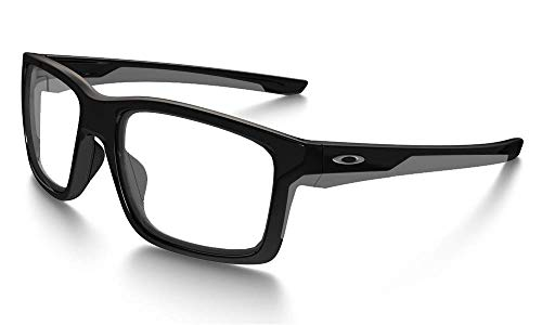 Oakley Mainlink XL 0.75mm Pb Leaded X-Ray Radiation Protection Safety Glasses (Matte Black) | AR Anti-Reflective No Fog Lenses