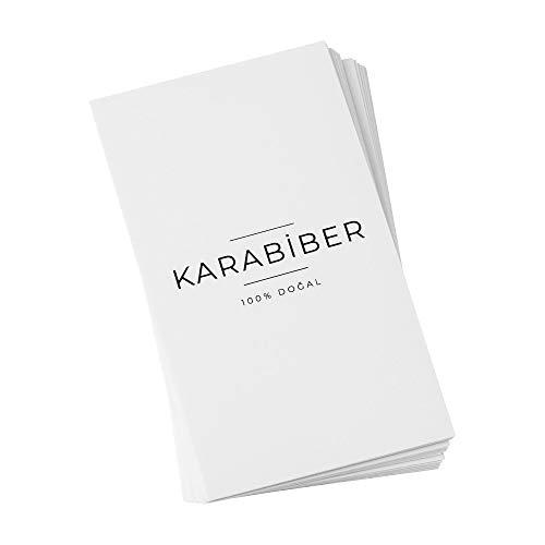 ashk® 24 Gewürzetiketten - modern & minimalistisch - Türkischsprachige Labels - 32x57mm - Weiß - eckig - Wasserfest, Abwischbar & Selbstklebend - Aufkleber für Gewürzgläser, Dosen & Regale