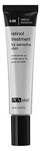 PCA SKIN Retinol Treatment for Sensitive Skin - Gentle Retinol with OmniSome Delivery Technology for Anti-Aging (1 oz)