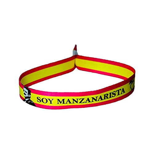 PULSERA TORERO SOY MANZANARISTA