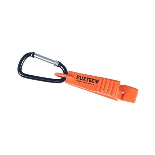 Fuxtec Handschuhhalter Handschuhclip Tarp Clip für Arbeitshandschuhe, Gartenhandschuhe oder auch Feuerwehr, Polizei oder Rettungsdienst