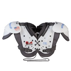 Gear 2000 Youth Intimidator Junior Shoulder Pad (Small)