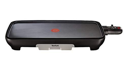 Tefal CB503813 Steakpfanne, schwarz/silberfarben