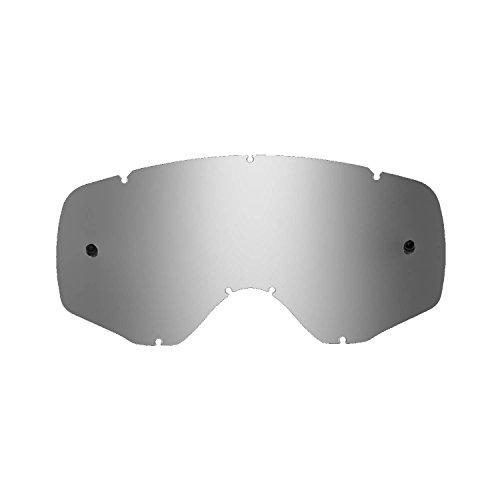 SeeCle vervangende lenzen voor bril compatibel voor Ethen Zerosei masker Zilver gespiegeld