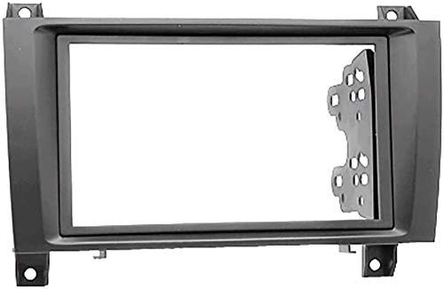 ZGYQGOO 11-607 Kit di Montaggio per Installazione autoradio Trim Fascia per Mercedes-Benz SLK (R171) 2004-2011