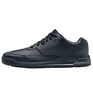 Shoes for Crews Liberty, Womens, Black, Size 8.5