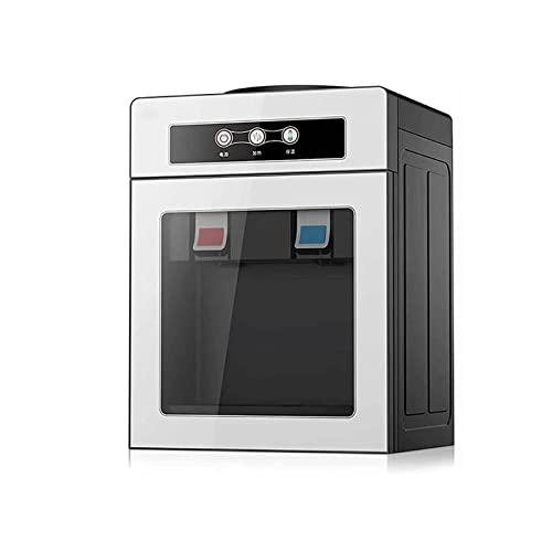 Mini dispensador de agua de escritorio inteligente Mini Multifunción 220V Frío/CALIENTE/HIELO AGUA ELÉCTRICO FUENTE DE BEBIDA for EL PRODUCTO DE LA OFICINA DE OFICINA DE ENERGÍA Ahorro de energía
