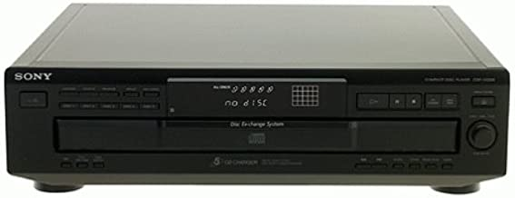 Sony CDP-CE335 5-CD Changer (Discontinued by Manufacturer)