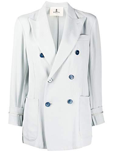 BARENA VENEZIA Fashion Womens GID26914097145 Lichtblauwe Blazer | Lente-Zomer 20