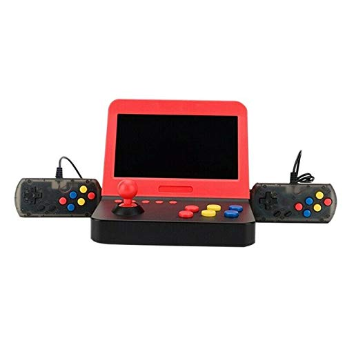 ELECTROPRIME Mini 7 Inch Handheld Arcade Game Retro Machines for Kids with 3000 Classic D9S6