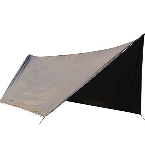 Generic Bâche Abri Soleil étanche d'extérieur Hamac Auvent Durable Tente d'extérieur Fournitures