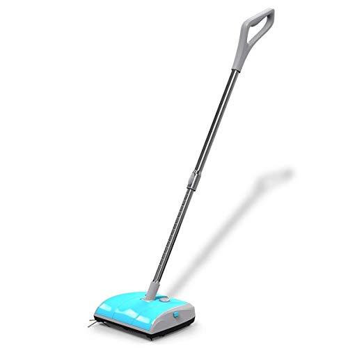 Cordeur sans fil de poche Strong Aspirateur Sweeper électrique Nettoyant à deux roues Nettoyant fort Sweeper Sweeper Sweeper Nettoyants Vaccumm (Couleur: rouge) (Couleur: bleu) peng (Color : Blue)