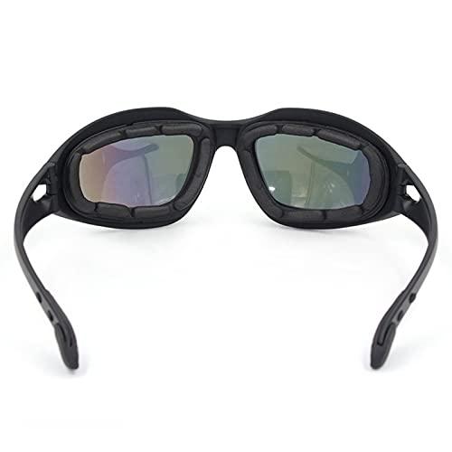 CHQY Gafas de sol polarizadas deportivas para hombre, para bicicleta, golf, béisbol, playa, pesca, diadema ajustable