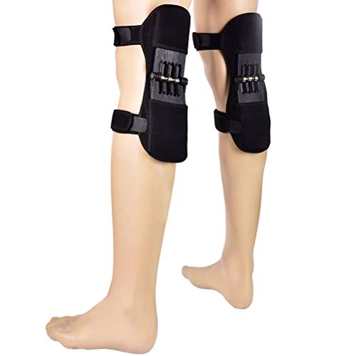 FDSIOXKF 2 PCS Knee Orthosis Knee Joint Protection Booster Running Sports Protective Gear