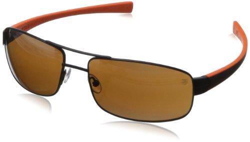 Tag Heuer Lrs254708 - Gafas de sol rectangulares