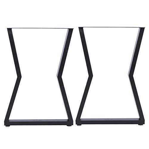 Patas de escritorio de mesa, Patas de mesa de centro Patas de mesa de comedor de bricolaje de estilo industrial moderno para mesas auxiliares de consola lateral de café personalizadas de bricolaje