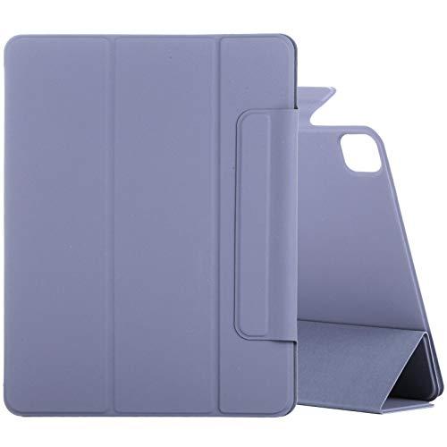 Strimm - Funda de piel sintética para iPad Pro de 11 pulgadas, Pro 11 2018 / Air 2020 10.9 pulgadas (cierre magnético, cierre magnético), diseño de hebilla fija