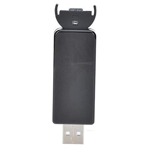 Cargador de batería estable LIR2032, botón de estabilidad LIR2025 para cargador de batería ABS Rendimiento fiable Botón de carga de batería 3,6 V para LIR2016 LIR2032 LIR2025