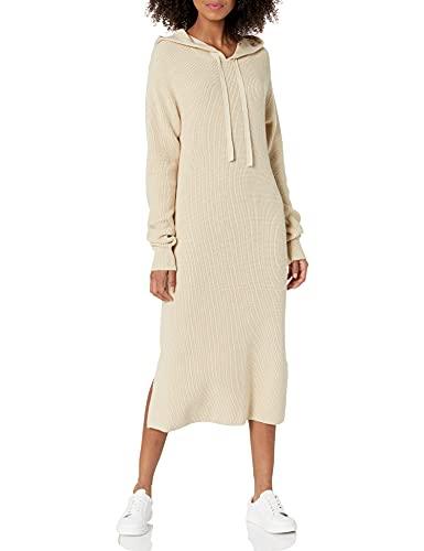 The Drop Women's Claudia Cuddle Hoodie Midi Dress