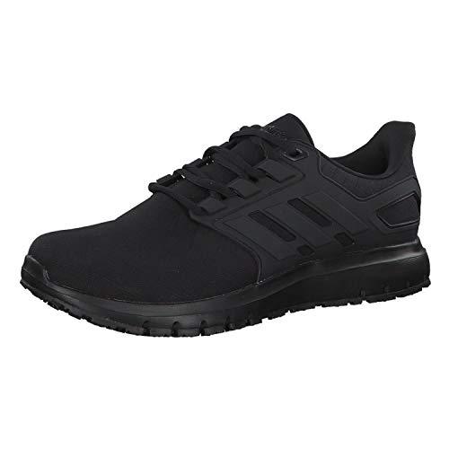 adidas Energy Cloud 2, Zapatillas de Running Hombre, Negro (Core Black/Core Black/Core Black Core Black/Core Black/Core Black), 37 1/3 EU